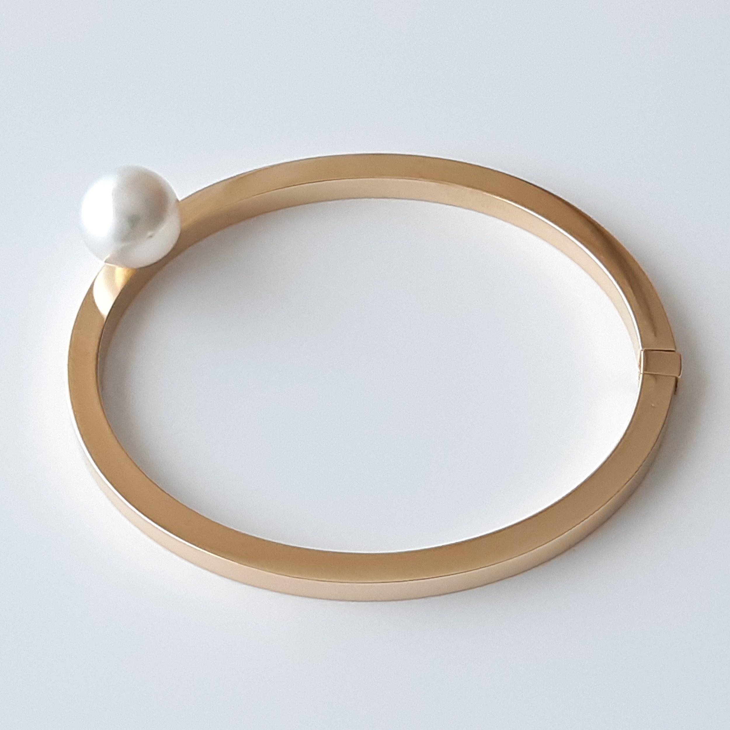 Brazalete perla australiana 734