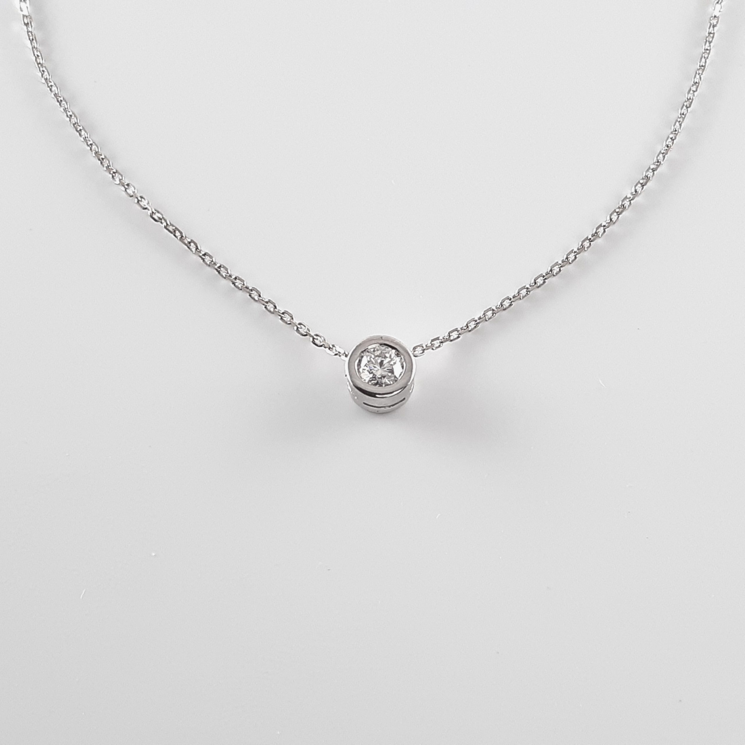Colgante diamante 772