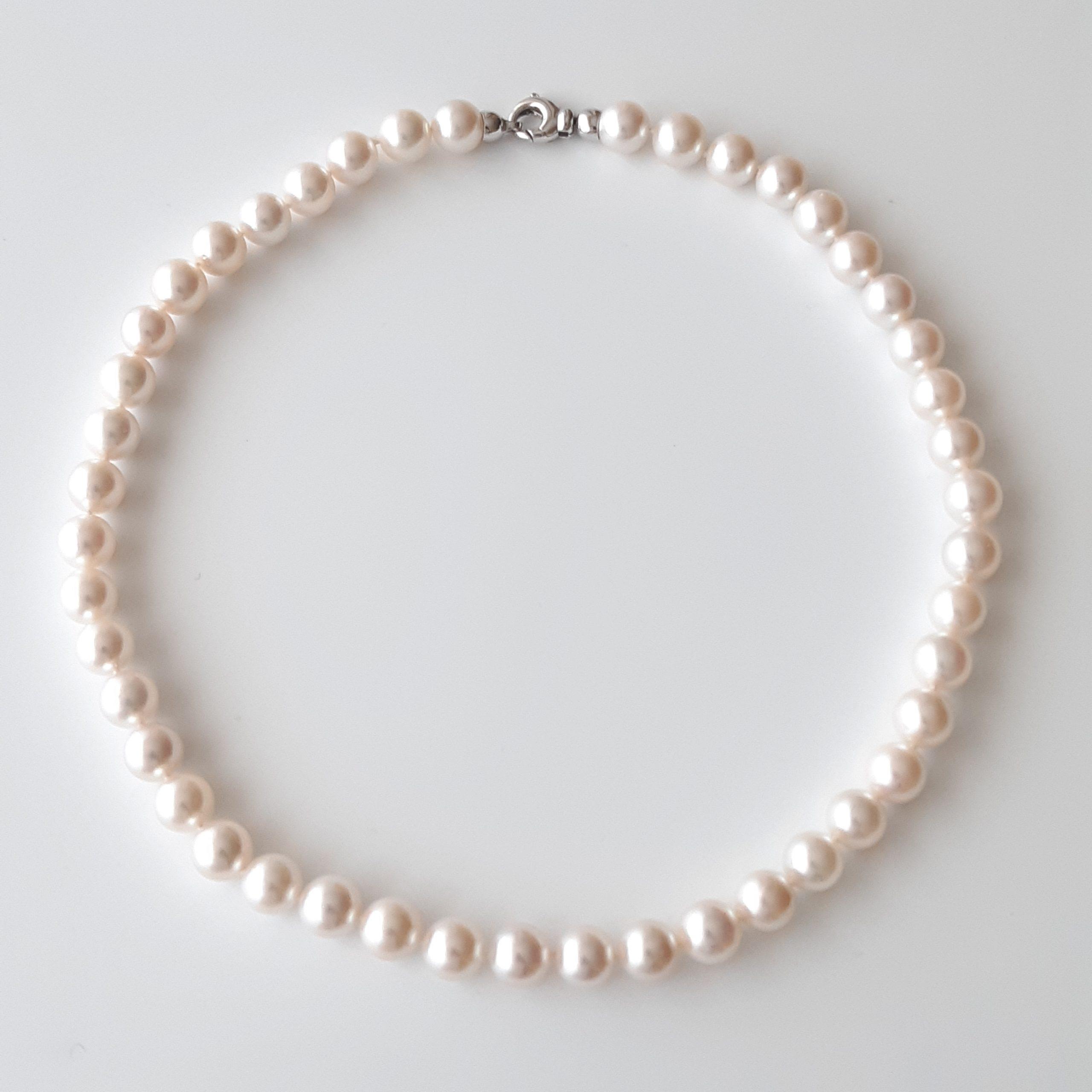 Collar perlas Japón 011