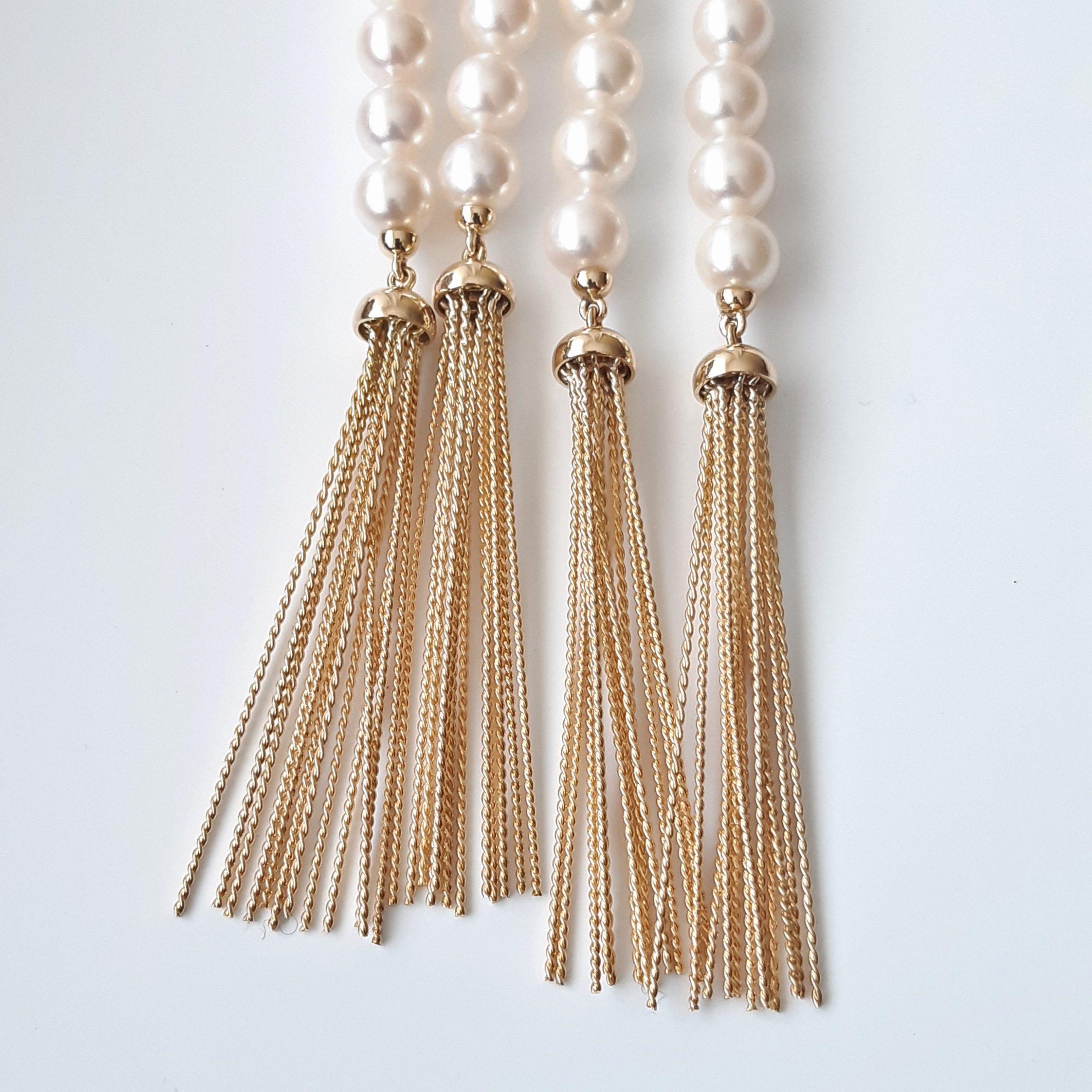 Collar perlas Japón 481-