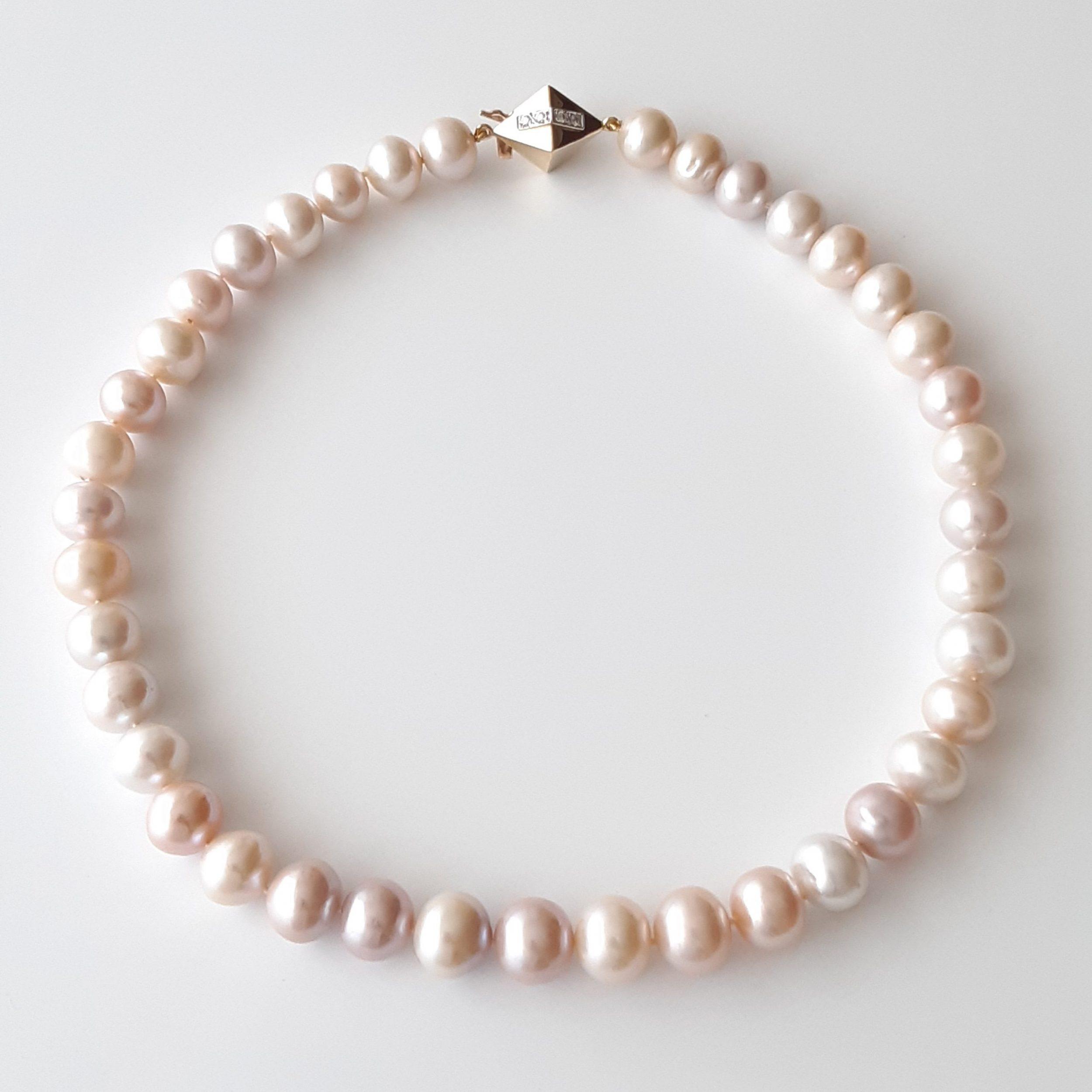 Collar perlas Kasumiga 399-