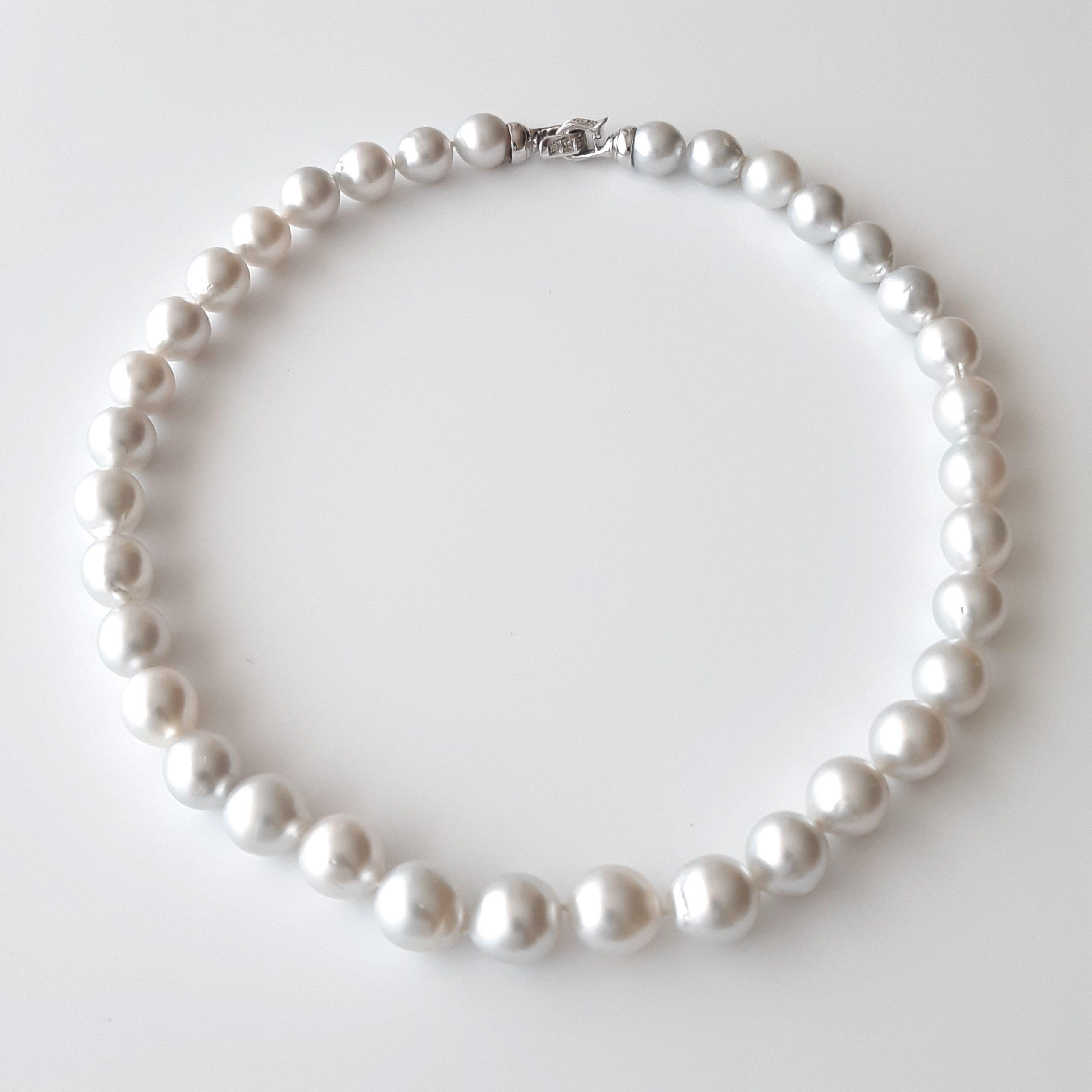 Collar perlas australianas 016