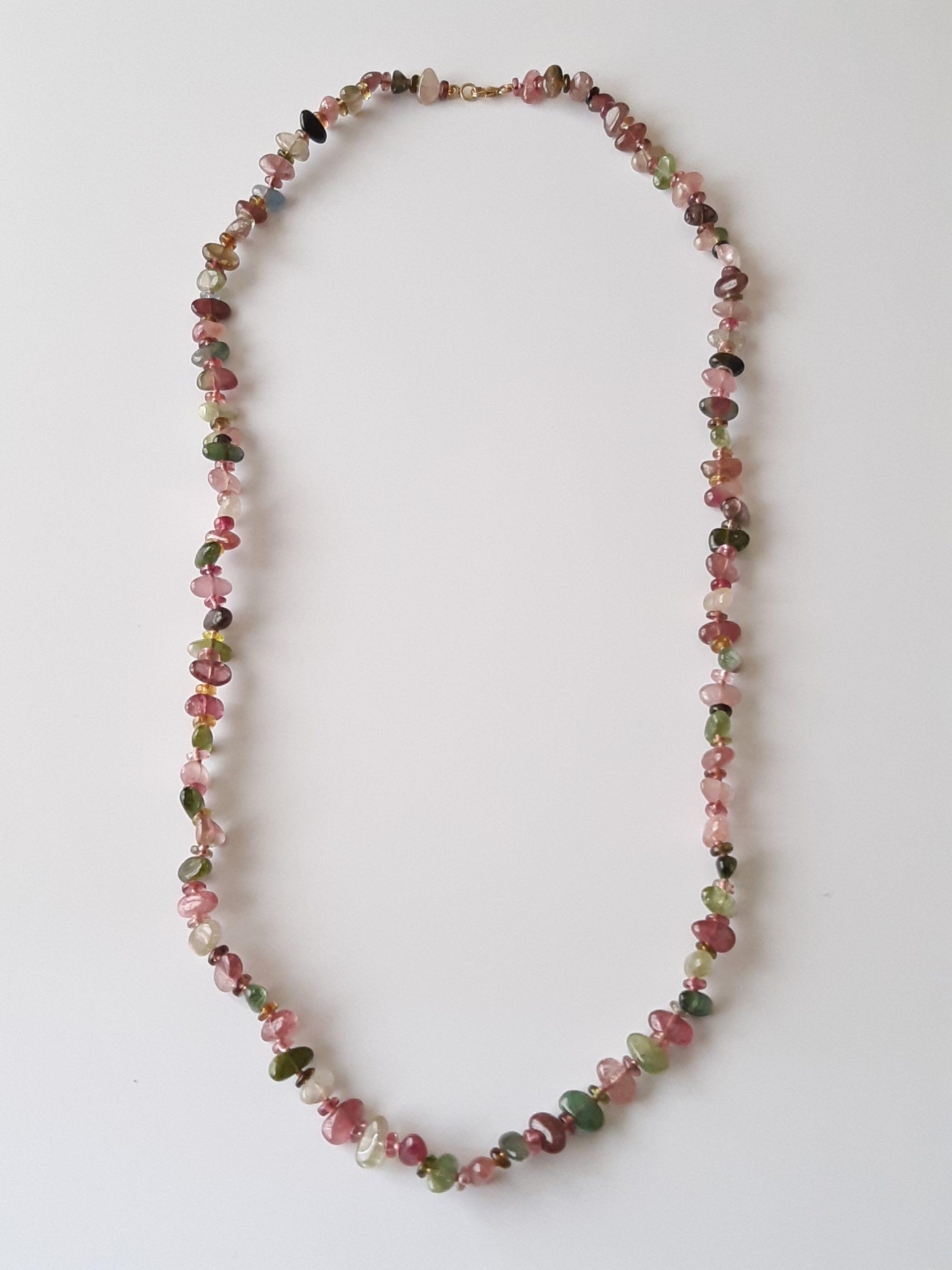 Collar turmalina 810