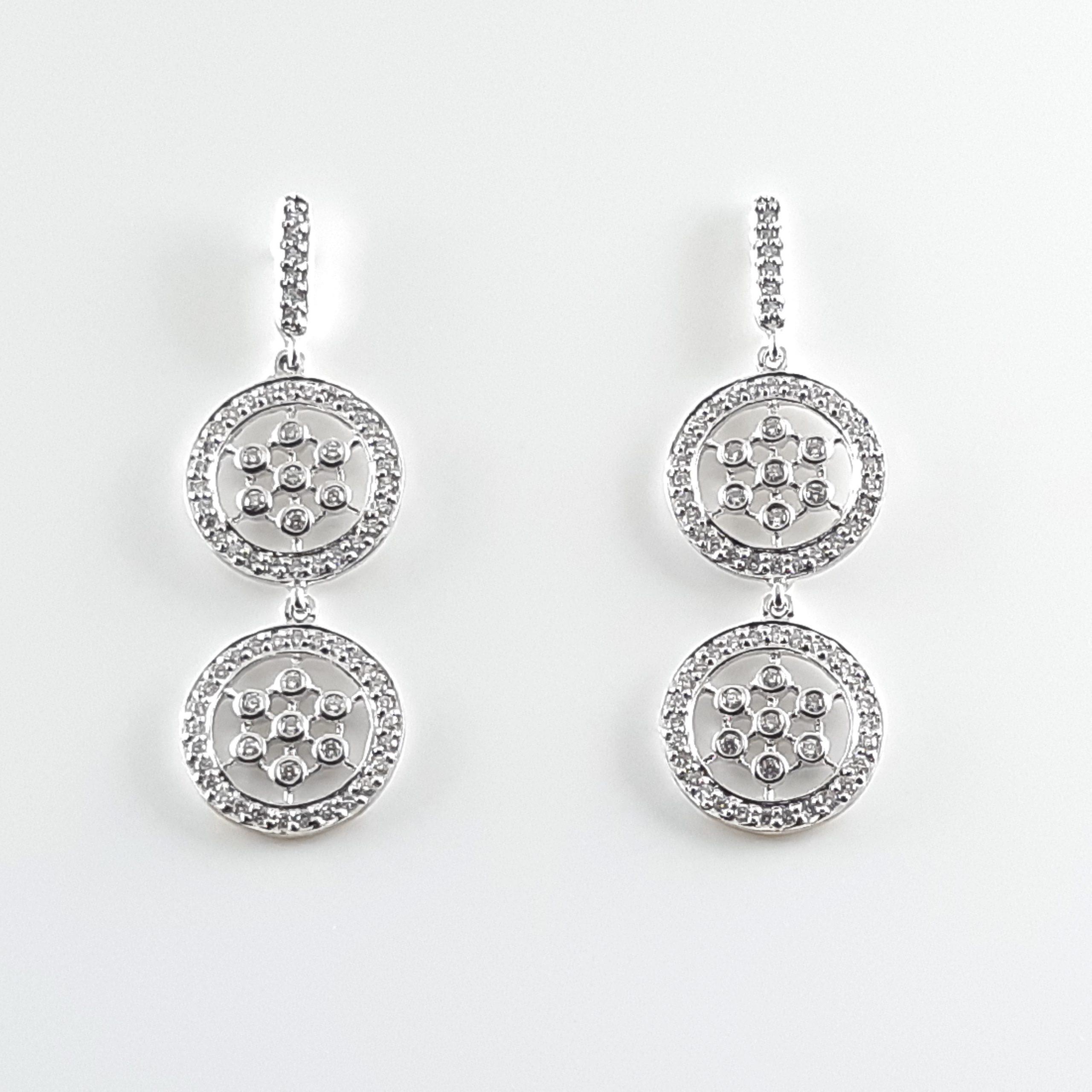 Pendientes diamantes 797