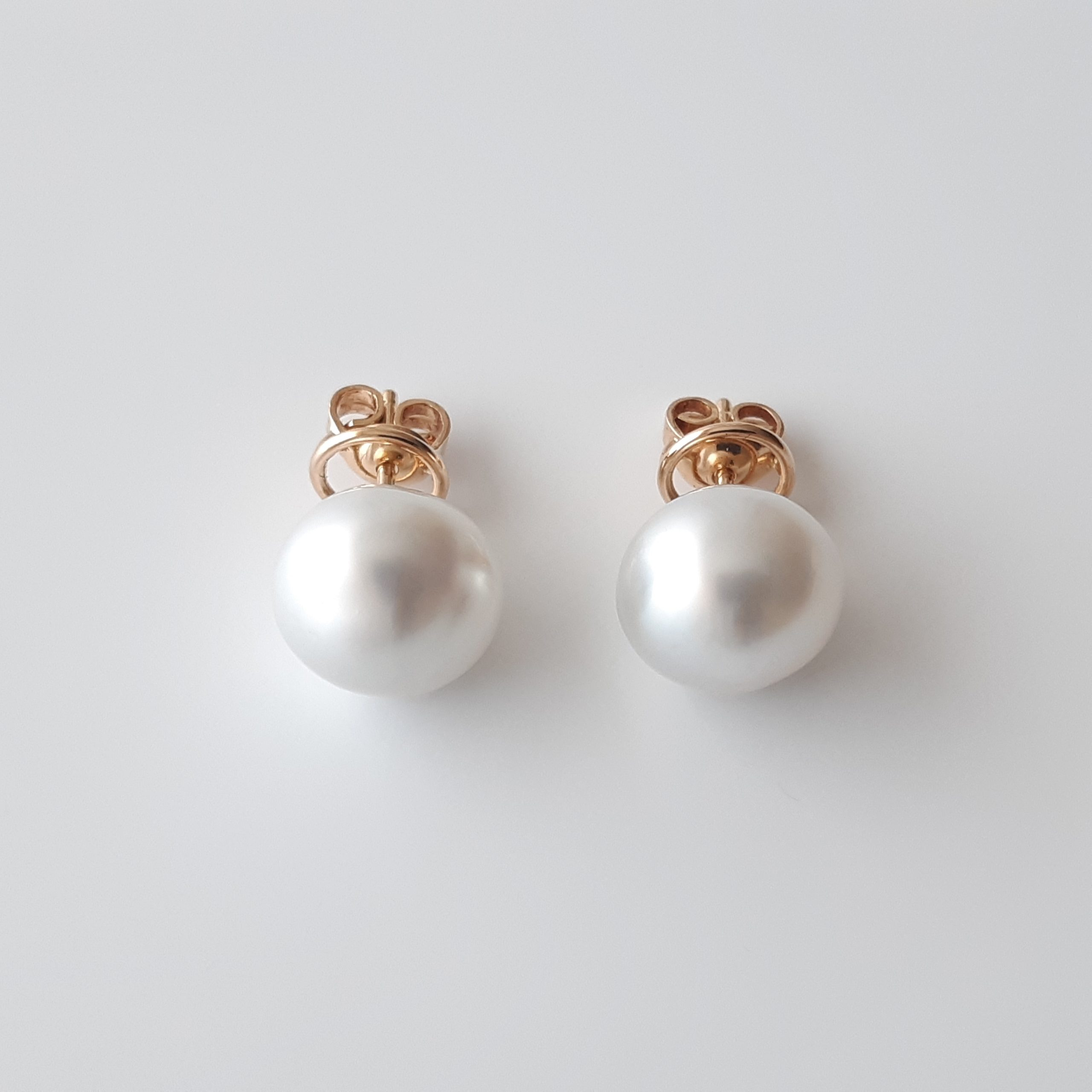 Pendientes perlas australianas 768