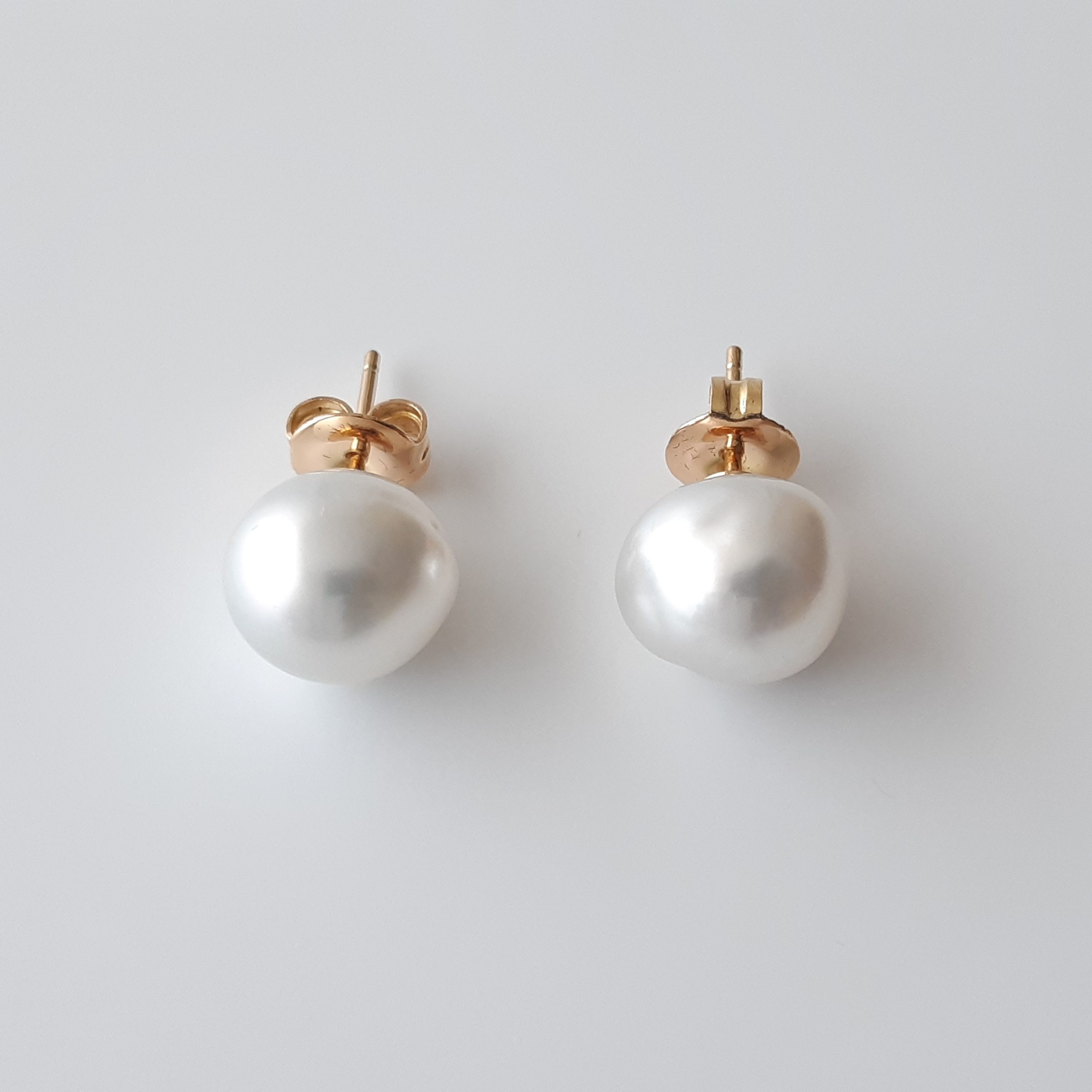 Pendientes perlas australianas 770