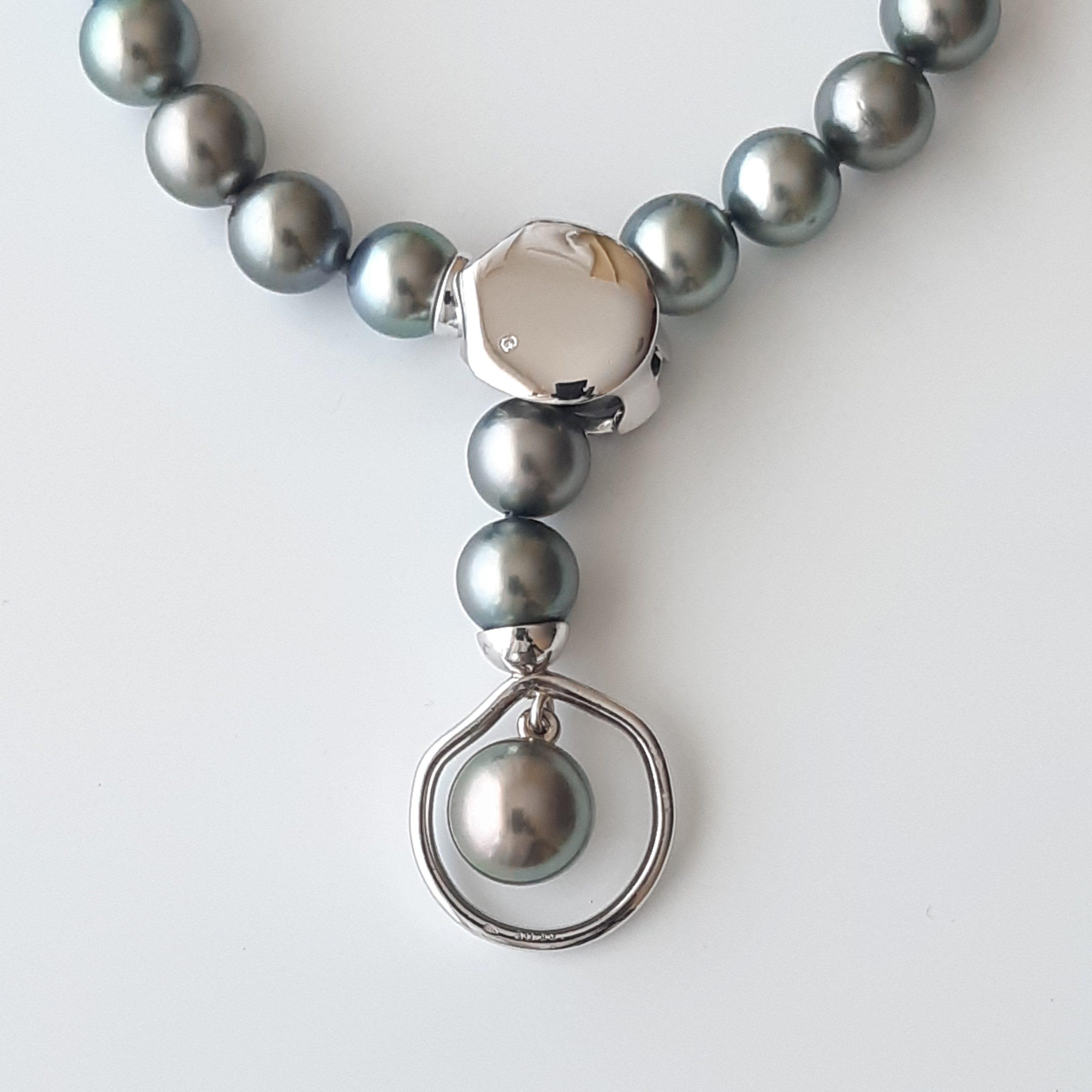Pulsera perlas Tahití 679-