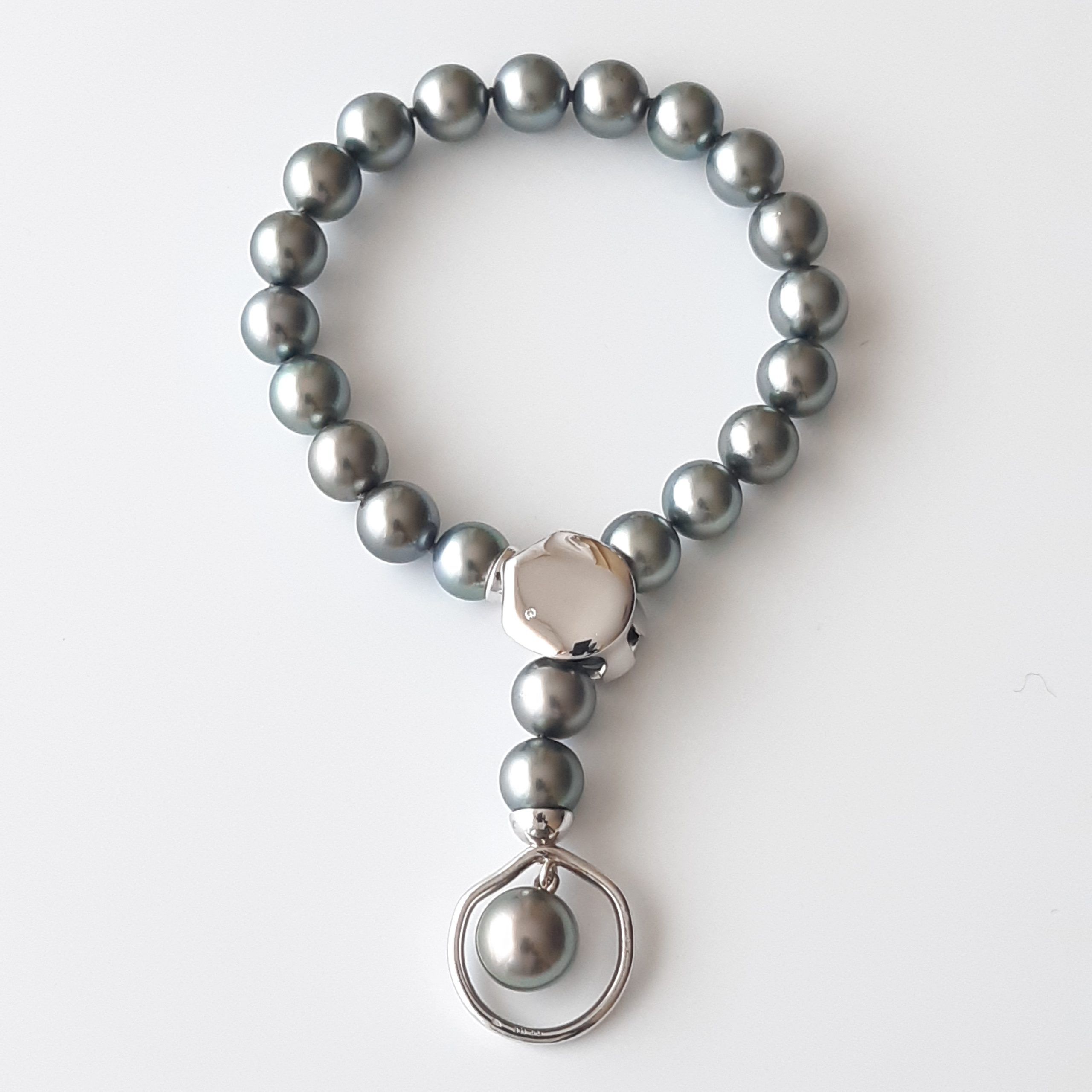 Pulsera perlas Tahití 679