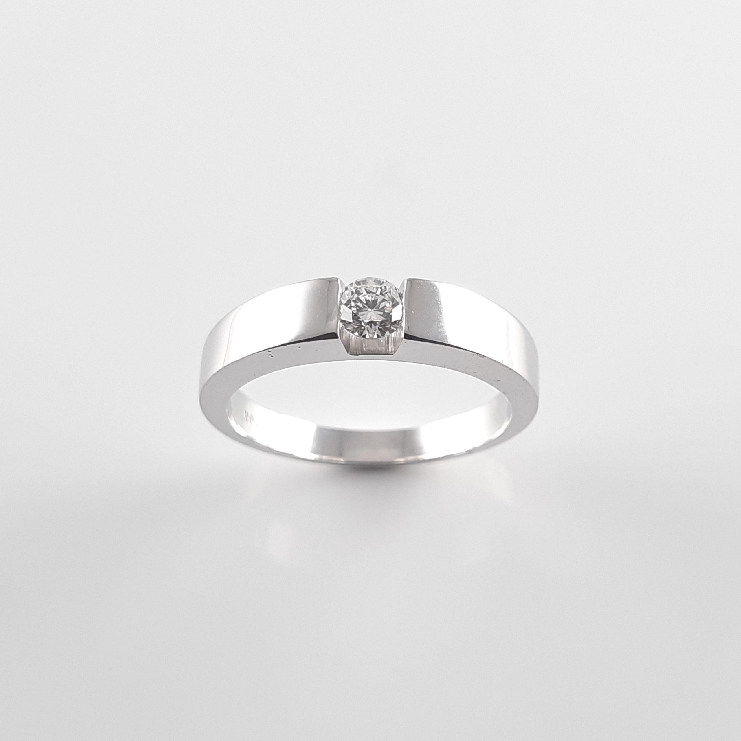 Sortija diamante Dyal 491