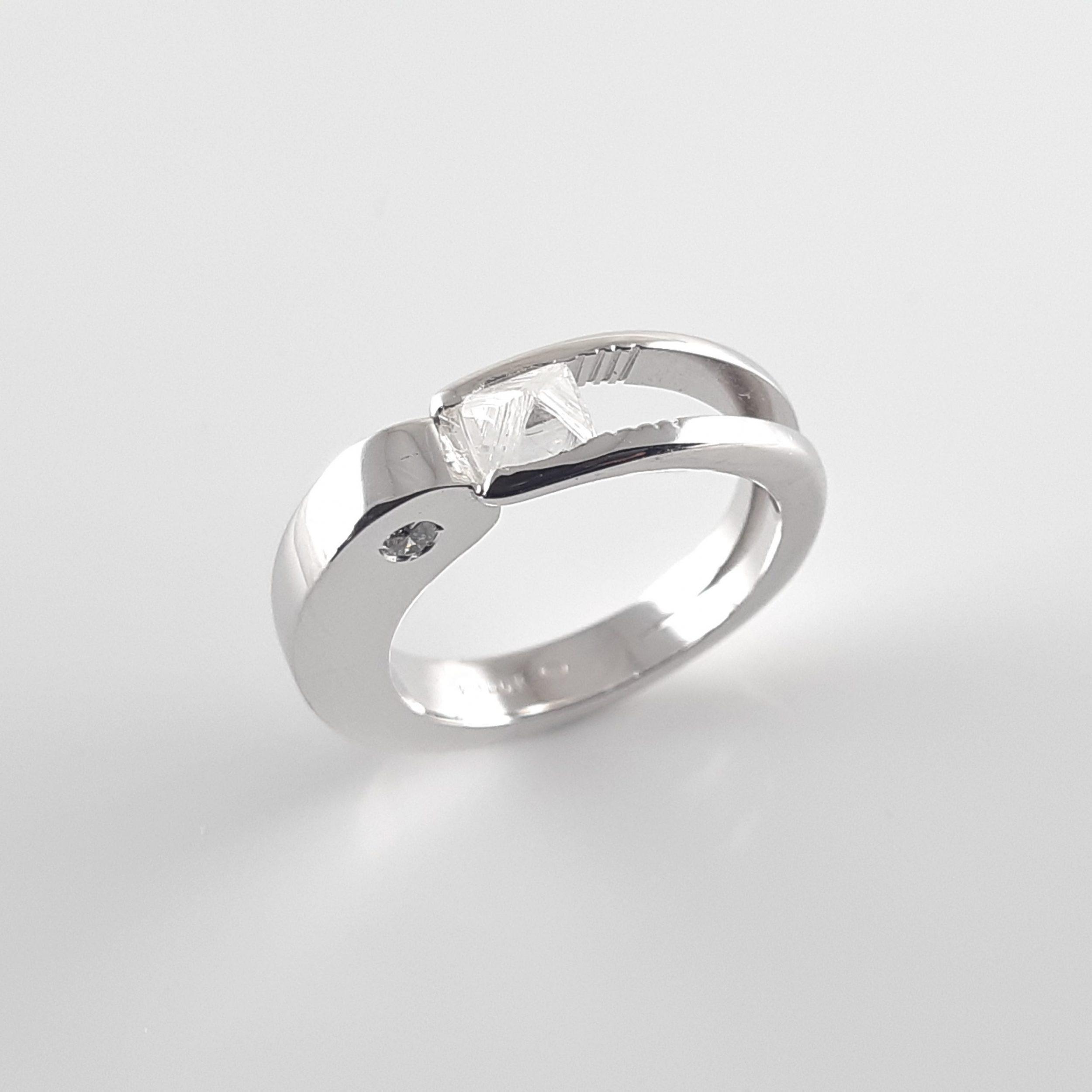 Sortija diamante Kollur 245